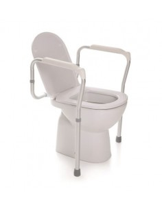 Sostegno per WC -...
